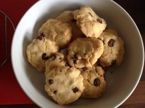 Chocolate Chip Cookies - Pippa Kendricks recipe