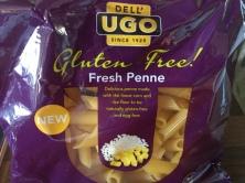 'Fresh' gluten free penne