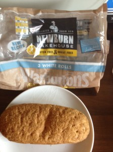 warburtons bread roll