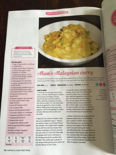 The Curry Recipe